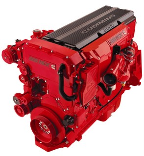 The Cummins ISX is now available with 600 hp and 2,050 lb.-ft. of torque.