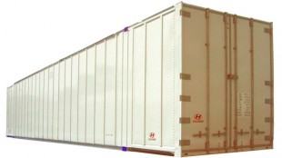 Hyundai Translead Next Generation Containers