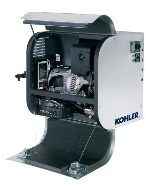 Kohler has unveiled its newly developed APU.