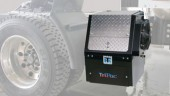 Thermo King's TriPac APU is a hybrid system that runs off the truck's batteries.