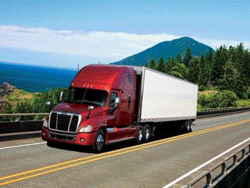 NEW LOOK: Freightliner's new Cascadia was designed with aerodynamics and driver comfort in mind. It's also ready for 2010 emissions solutions.