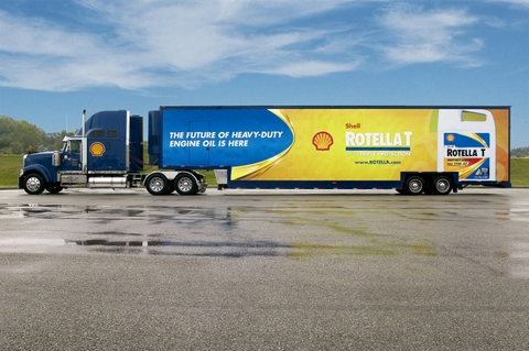 The ROTELLA Road Show is hitting the truck show circuit this summer.