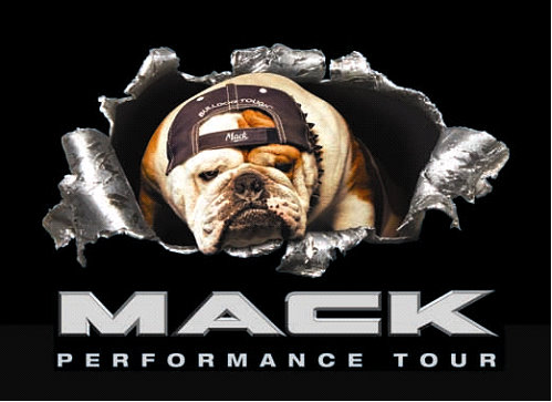 The Mack Performance Tour will send 20 Mack Pinnacle and Granite trucks to dealerships across the US and Canada to promote the new trucks.