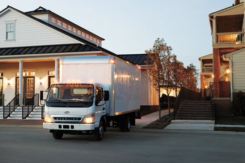 Sterling has expanded its lineup to include a Class 3 version of its 360 truck.