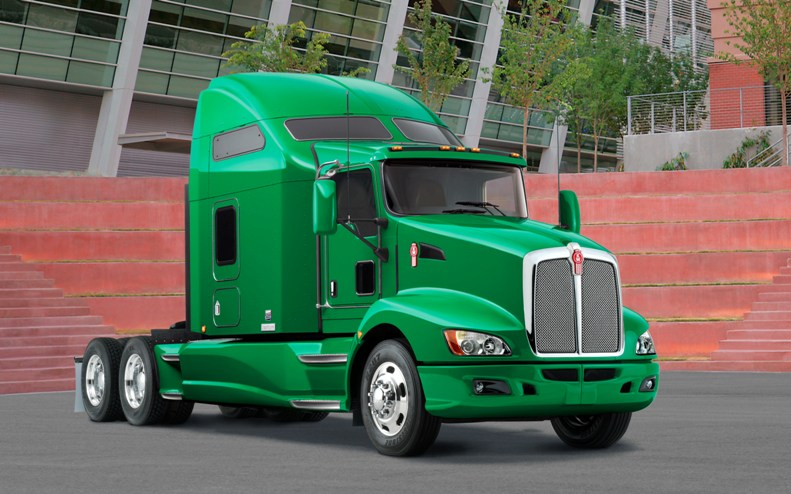 Kenworth Clean Power is a factory option for the T660 model.