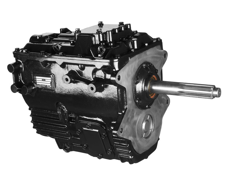 Eaton Corporation has introduced the remanufactured, medium-duty manual transmission with genuine Fuller components.