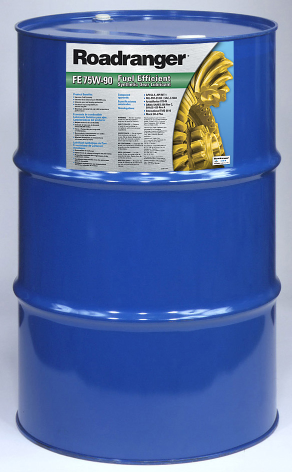 The new Roadranger lubricant is offering fuel savings for customers.