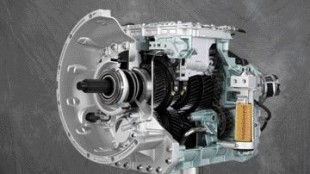 INTEGRATION: The Volvo I-Shift is strongly integrated with Volvo engine electronics, making it incompatible with other engine types.