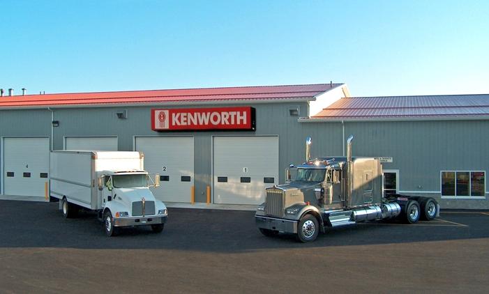 Kenworth Alaska has opened a new full-service facility in Fairbanks.
