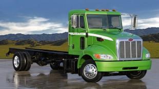 Production of Peterbilt's medium-duty trucks will be in full swing next spring.