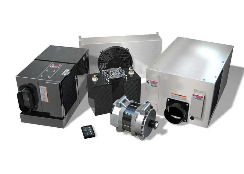 The Dometic auxiliary air conditioning unit are compliant with California regulations.