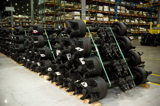 ArvinMeritor has expanded its remanufactured products lineup to include trailer axles.