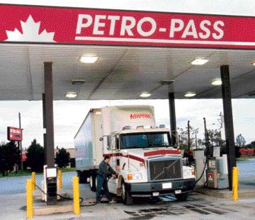 <p>PAIN AT THE PUMP: Thinking outside the box is key in finding creative ways to slash your fuel bills, according to a presentation given at GATS.</p>