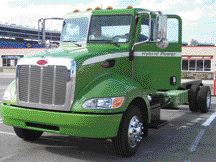 HEAVY-DUTY: Peterbilt is now experimenting with hybrid-electric technology on the heavy-duty side.