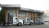 Inland Kenworth's new facility in Nanaimo enhances customer support and provides an environmentally friendly dealership.