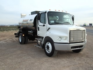 Freightliner says it has made in-roads into the medium-duty market and now leads market share in this segment.