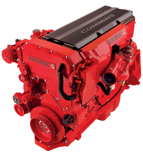 The Cummins EPA07 ISX has been well-received by the industry, helping the company increase its market share.