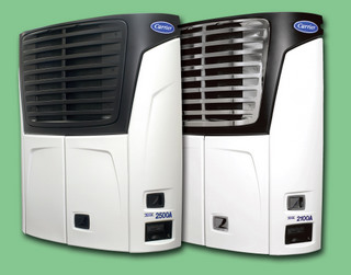 Carrier Transicold's latest reefer engines exceed EPA emissions requirements and reduce fuel consumption, the company says.