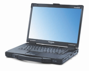 DURABLE: Rugged computers feature a tough external shell and shock-mounted components so they can survive being dropped on the shop floor.