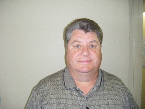 Gary Bell, Trans East Trailers new vice-president of sales.