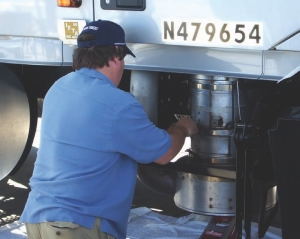 READILY AVAILABLE?: There are still a lot of unknowns when it comes to diesel particulate filter availability and service requirements.