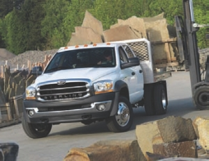 NEW CONTENDER: The Bullet is a functional work truck that offers a comfortable ride and ample power.
