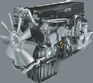 NEW ADDITION: The DD13 will be targeted towards LTL, regional distribution and vocational applications, Detroit Diesel officials announced.
