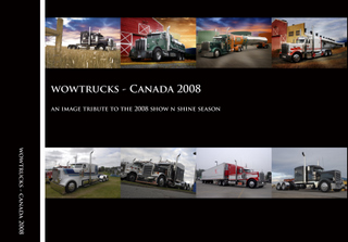 The first Wowtrucks coffee table book will be released in November, featuring hundreds of trucks that appeared at Canadian show'n'shines this year.