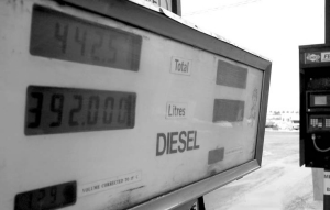 DIVISIVE ISSUE: Fuel taxes have emerged as a key election issue, with the Conservatives and Liberals announcing contrasting policies.