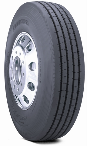 The new Bridgestone R250 ED all-position radial tire is designed for regional and pickup-and-delivery fleets.