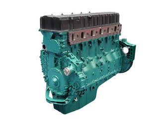 The remanufactured Volvo D12 engine will now be remanufactured in North America.