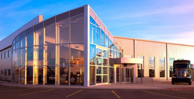 Custom Truck Sales Regina has relocated for better highway access.