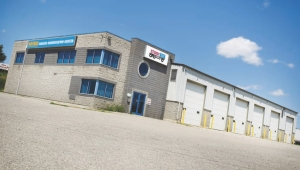 NEW HOME: Raydan's new Ontario facility features 20,000 sq.-ft. of workspace on seven acres of land.