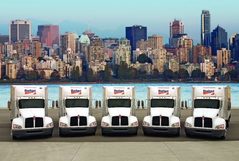 Budget's fleet of Kenworth trucks has proven popular with rental customers, the company says.