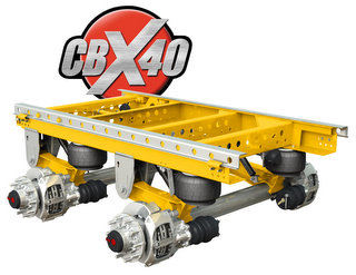 The SAF CBX40 strikes a balance between reducing weight and offering maximum durability, the company says.