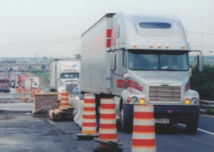 CONSTRUCTION COMING: The federal budget will be bad for traffic, but good for the long-term.