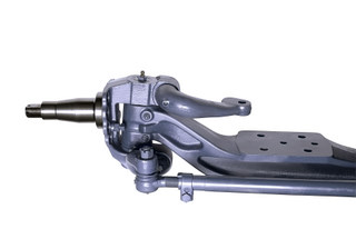Spicer steer axles are now available with an extended warranty, Roadranger has announced.