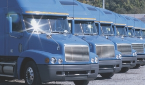 KNOW WHEN TO PARK'EM: Sometimes, it may make sense to park trucks. But don't do it just because the fleet down the road is parking power units, Goodwill advises.