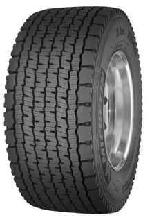 The Michelin X One XDN2 wide-base single tire - one of the latest additions to the EPA SmartWay program.