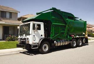 Mack now offers refuse trucks with the Cummins Westport engine powered by compressed or liquefied natural gas.