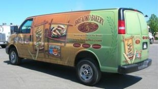Light Duty Commercial Truck