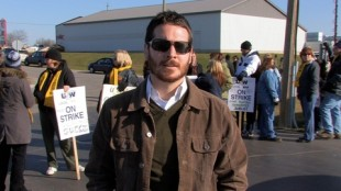 Transportation Matters' Adam Ledlow was live at the event on Wednesday. A full report of the protest will be featured as Transportation Matters' Nov. 26 episode. Look for it in our Multimedia section.