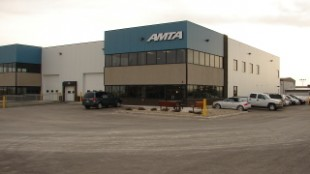 The AMTA's new HQ.