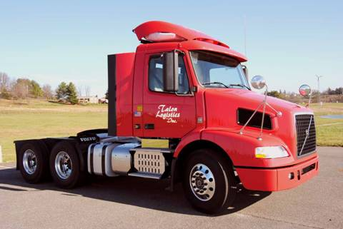 Talon Logistics is the proud owner of the first production model Volvo VN with EPA2010 engine.