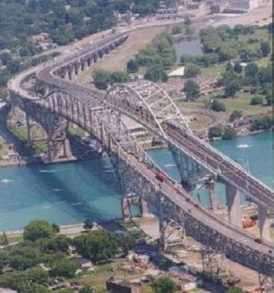 TOLL TROUBLE: Fees to cross the Blue Water Bridge could spike.