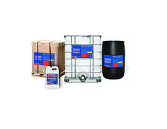 TRP Aftermarket Parts has introduced CleanBlue diesel exhaust fluid in a variety of sizes.