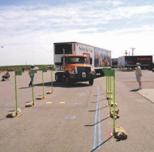 GET PRACTICING!: Drivers from across Canada will once again compete in a national championship.