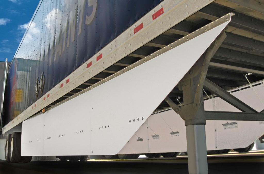 AeroFlex side fairings