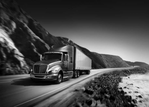 THAT'S A PLUS: International introduced a new generation ProStar+ with aerodynamic and interior enhancements.