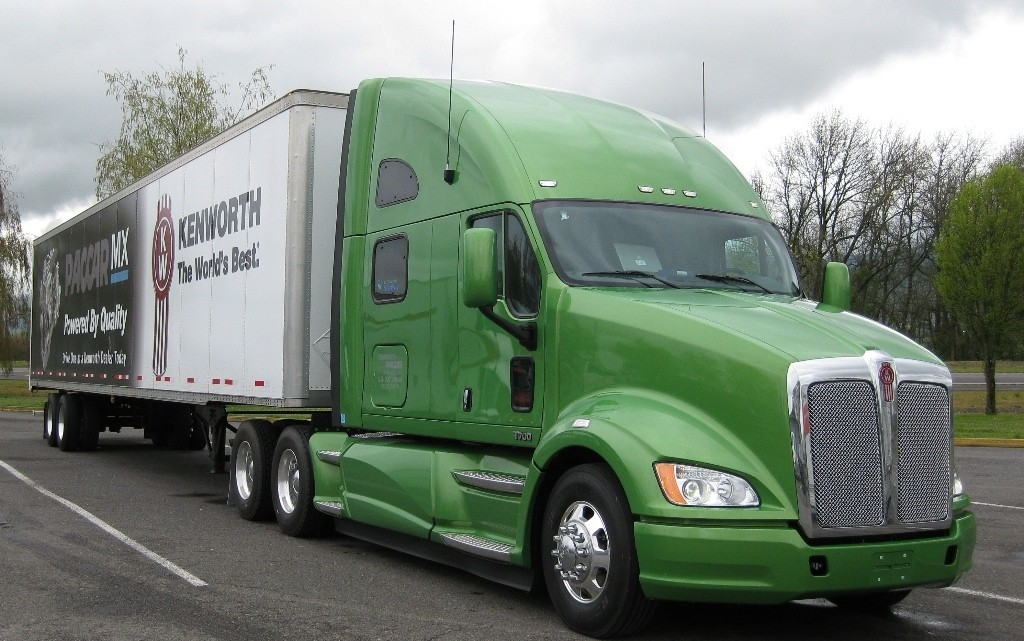 Kenworth's tour trailer will be making 13 stops across Canada to showcase its T700 truck with Paccar MX engine.